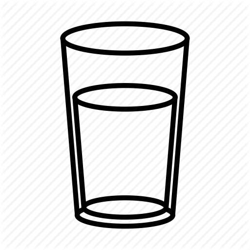 Beer, Cup, Glass, Liquid, Water Icon