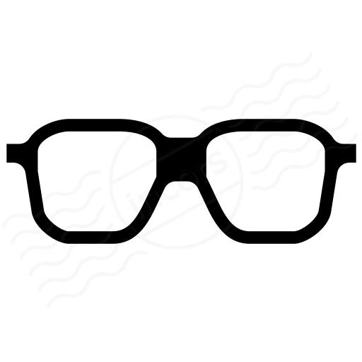 Iconexperience I Collection Eyeglasses Icon