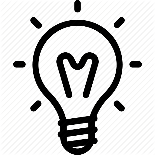 Bulb, Glow, Idea, Light, Lighting Icon