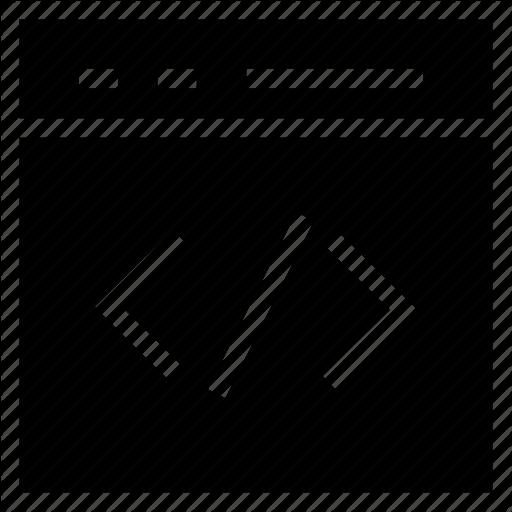 Code, Coding, Development, Html, Program Icon