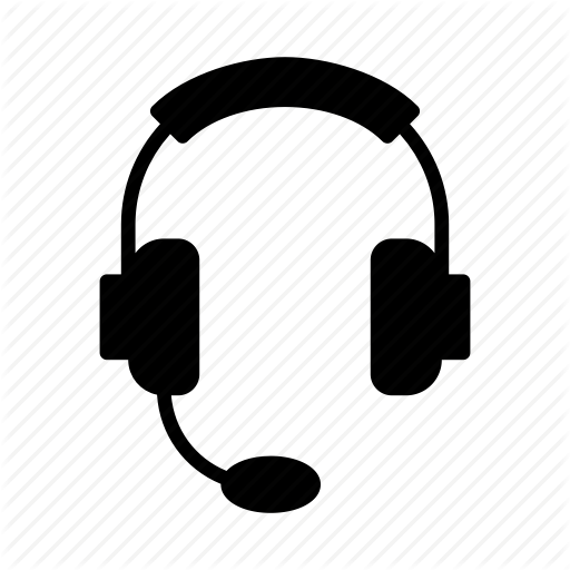 Audio, Headset, Music, Services, Support Icon