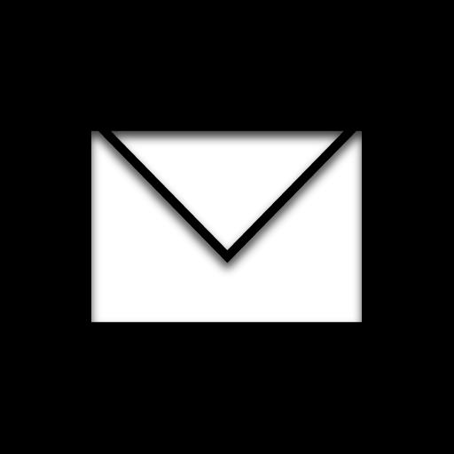 Black Mail Logo Png Images