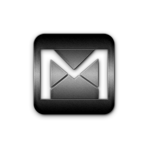 Gmail Blue Icon