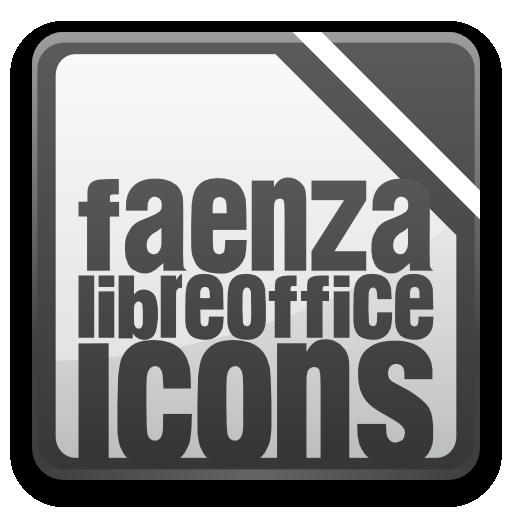 Libreoffice Faenza Icons