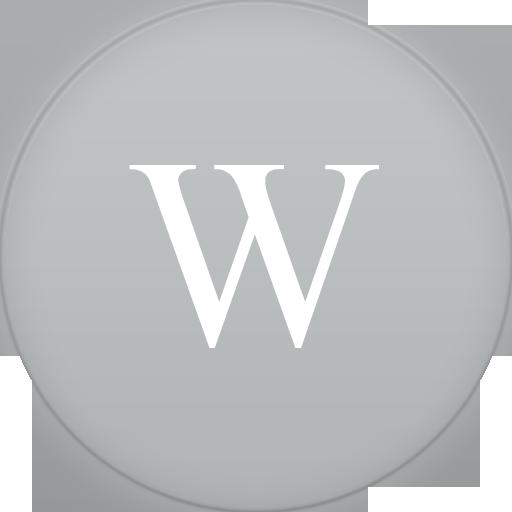 Wikipedia Icon Circle Iconset