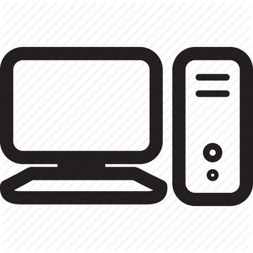 Computer Hardware Pc Screen Technology Icon Logo Image