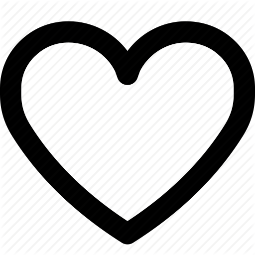 Heart Icon Background