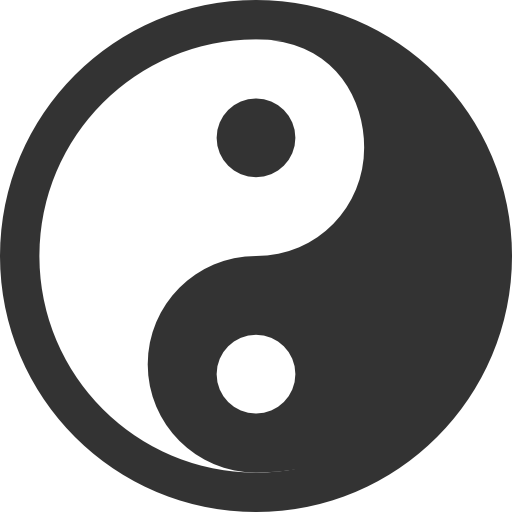 Yin Yang Icon Tattoos