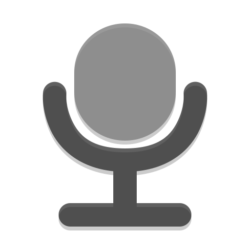 Gnome Sound Recorder Icon Papirus Apps Iconset Papirus