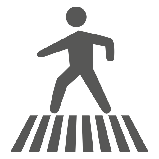 Zebra Crossing Clipart Collection