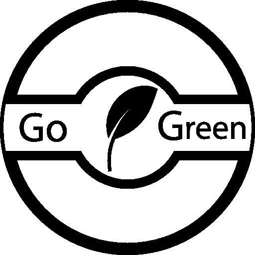 Go Green Badge
