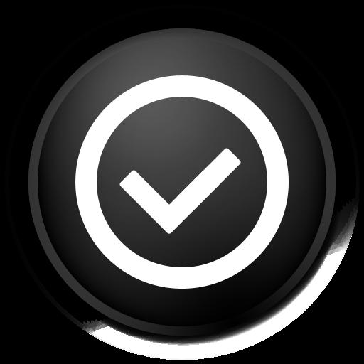 Inward Black Go Icons, Free Inward Black Go Icon Download