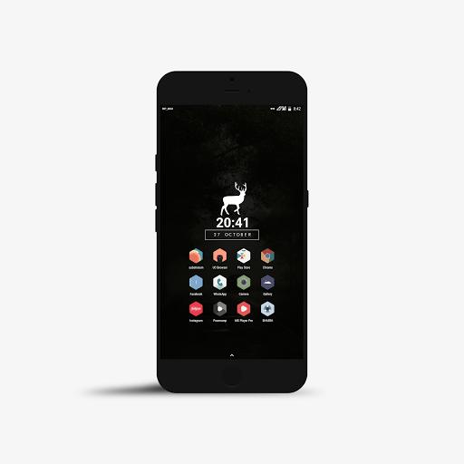 Polygon Icon Pack Apk