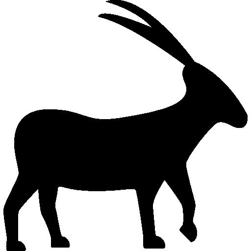 Capricorn Goat Animal Shape Of Zodiac Sign Icons Free Download