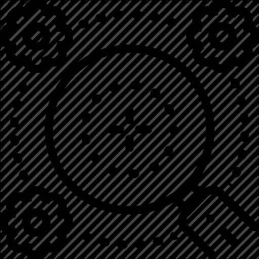 Extrapolation, Generalities, Generalization, Magnifying Glass Icon