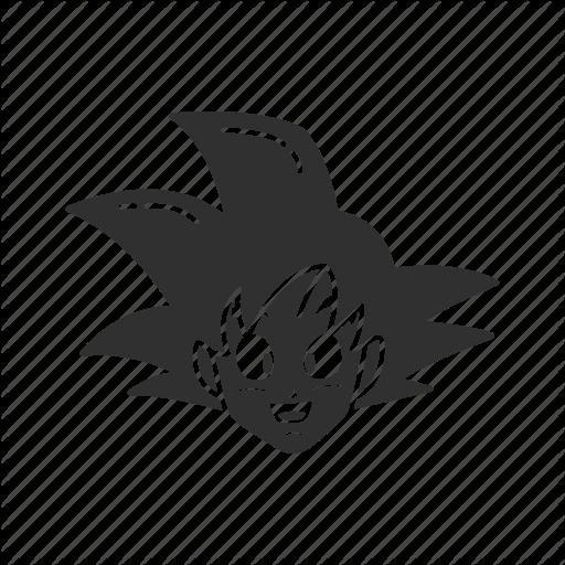 Anime, Dragon Ball, Goku, Kakarot, Son Goku, Super Saiyan Icon