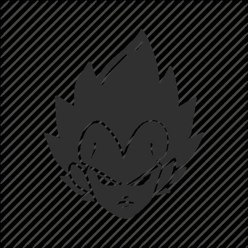 Alien, Anime, Dragon Ball, King Vegeta, Super Saiyan, Vegeta Icon