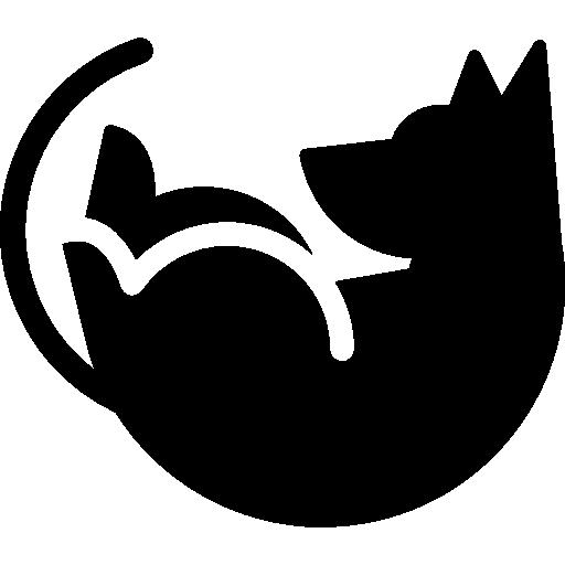 Dog Sleeping Icons Free Download