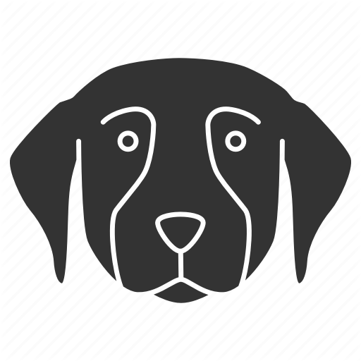 Animal, Breed, Dog, Golden, Pet, Puppy, Retriever Icon