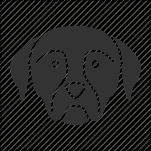 Breed, Dog, Pet, Puppy, Rott, Rottie, Rottweiler Icon