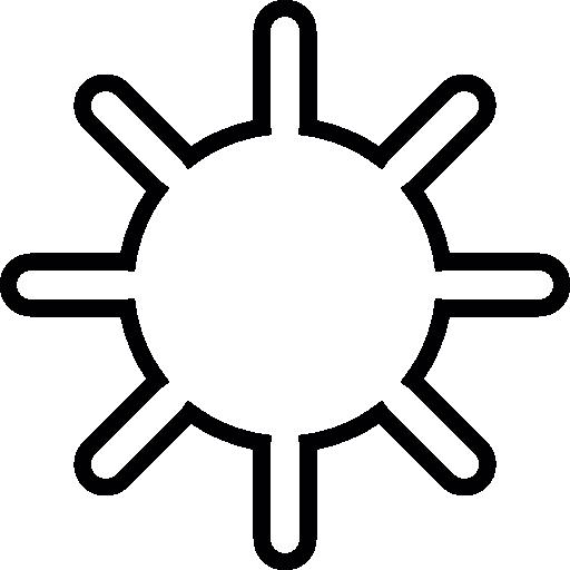 Sun, Ios Interface Symbol Icons Free Download