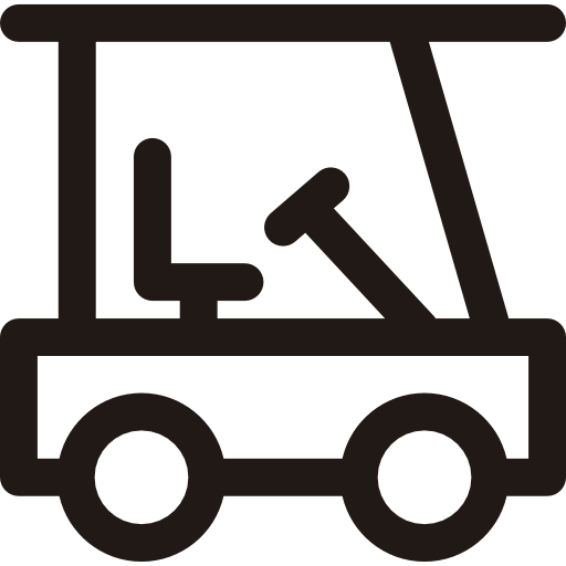 Golf Cart Icons Free Download