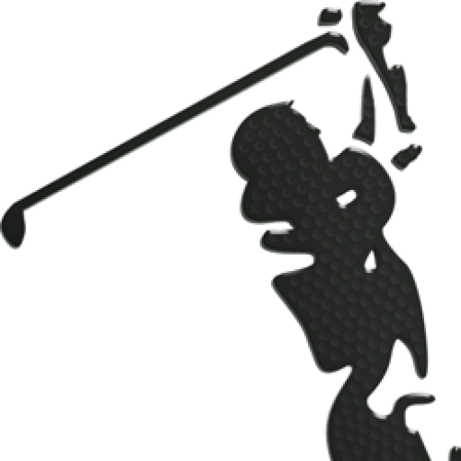 Cropped Pro Players Tour Golfer Icon