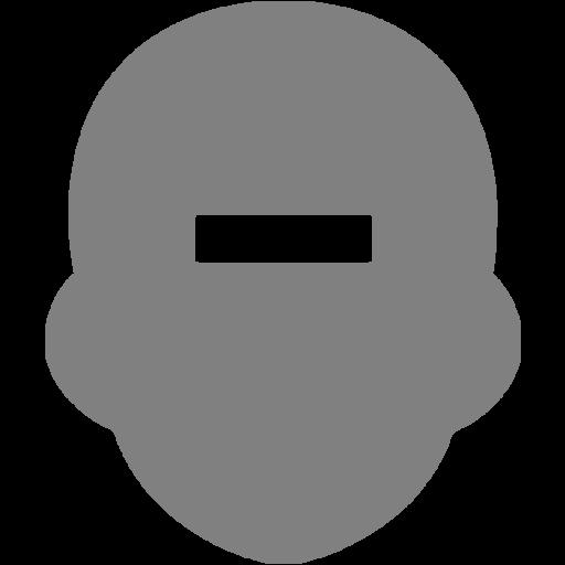 Gray Bad Decision Icon