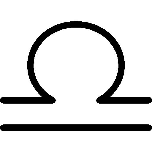 Astrology Libra Icon