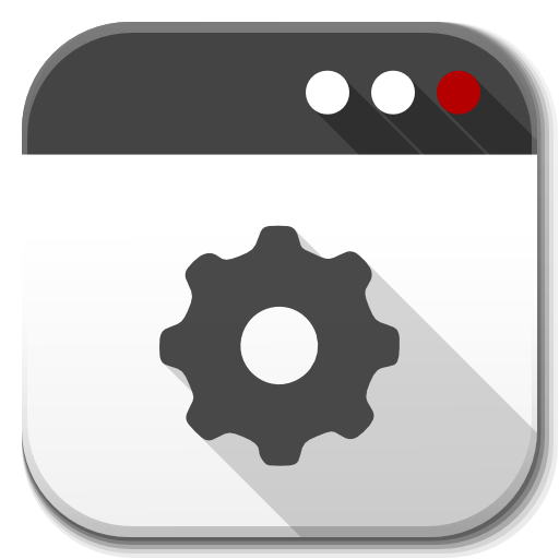 Apps Application Default Icon Flatwoken Iconset Alecive
