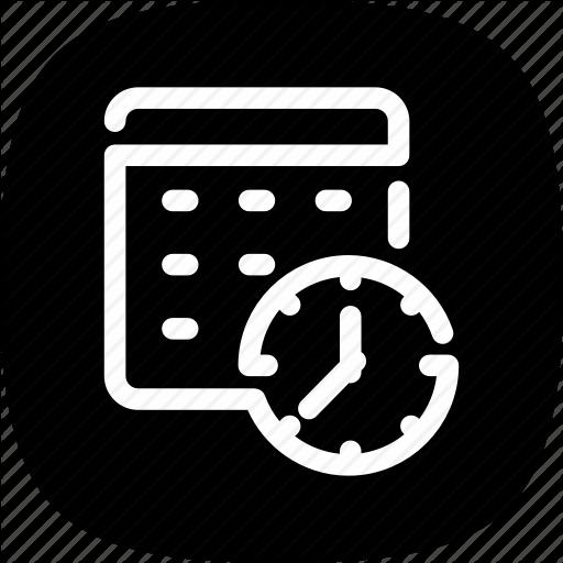 Business, Calendar, Date, Office, Organizer, Schedule, Time Icon