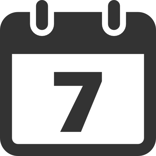 Calendar Icons No Attribution