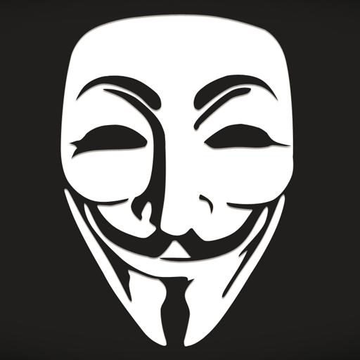 Icon Anonymous Custom Skin