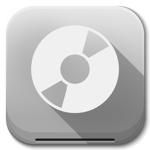 Apps Drive Optical Icon Flatwoken Iconset Alecive