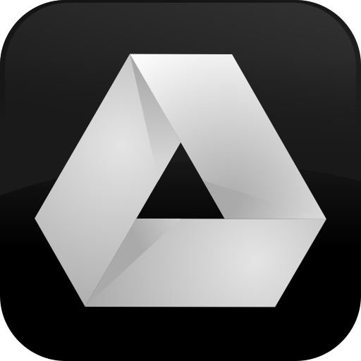 Google Drive Light Gray Button Icons, Free Icons In Google Drive