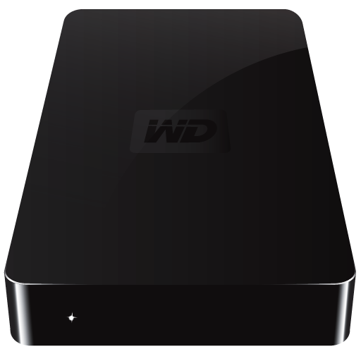 Western Digital Icon Logo Png Images