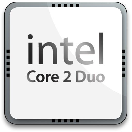 Intel Core Duo Icon