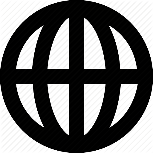 Earth, Globe, Internet, Planet Icon
