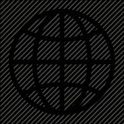Earth, Internet, Map, Planet, Web, World Icon