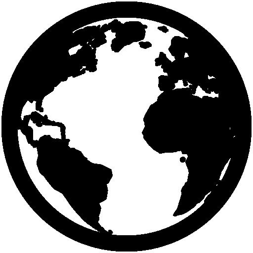 Very Basic Globe Icon Windows Iconset