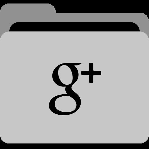 Folder, App, Storage, Social, G Google Plus, Gplus Icon