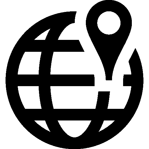 Maps Worldwide Location Icon Windows Iconset