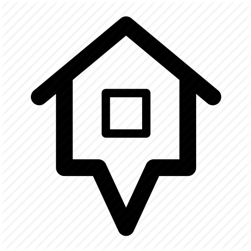 Home Icons Marker