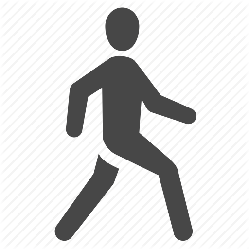 Journey, Man, Map, Person, Travel, User, Walk Icon