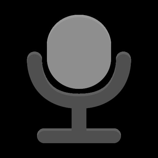 Audio Input Microphone Icon Papirus Devices Iconset Papirus