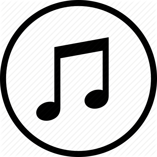 Audio, Circle, Music, Round, Song Icon