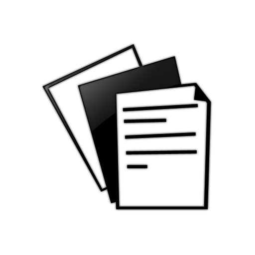 Business Icon Black Images