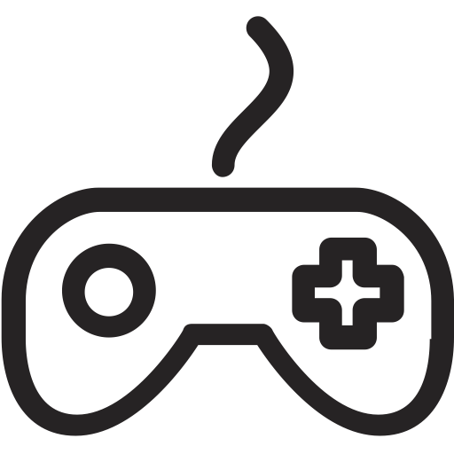 Play, Games, Videogame, Console Icon