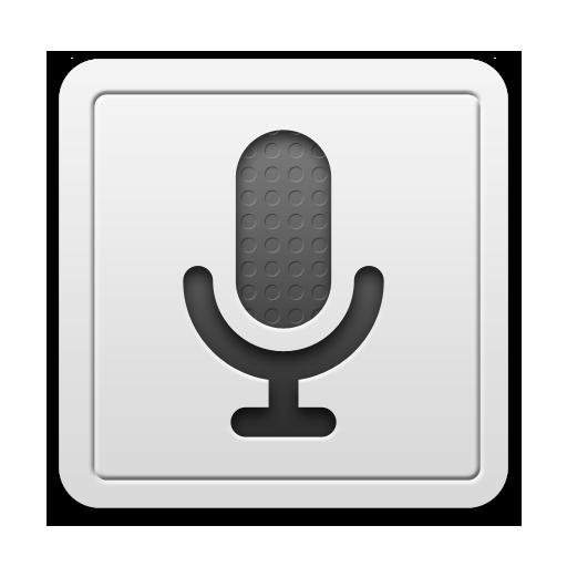 Google Voice Search Icon