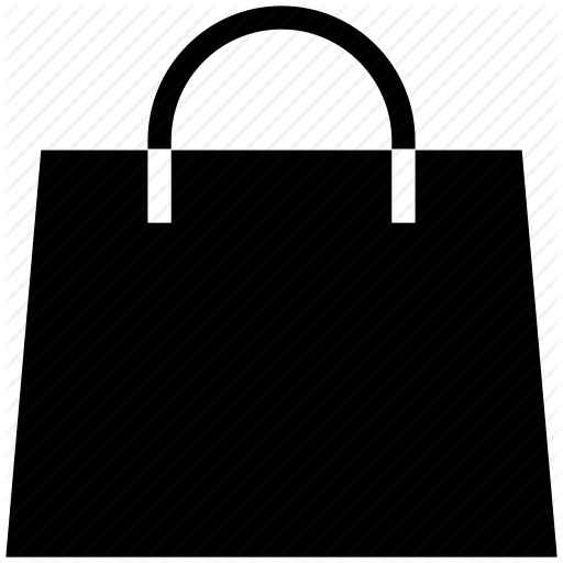 Bag, Jute Bag, Purse, Shopping Bag, Shopping Purse, Tote Bag Icon